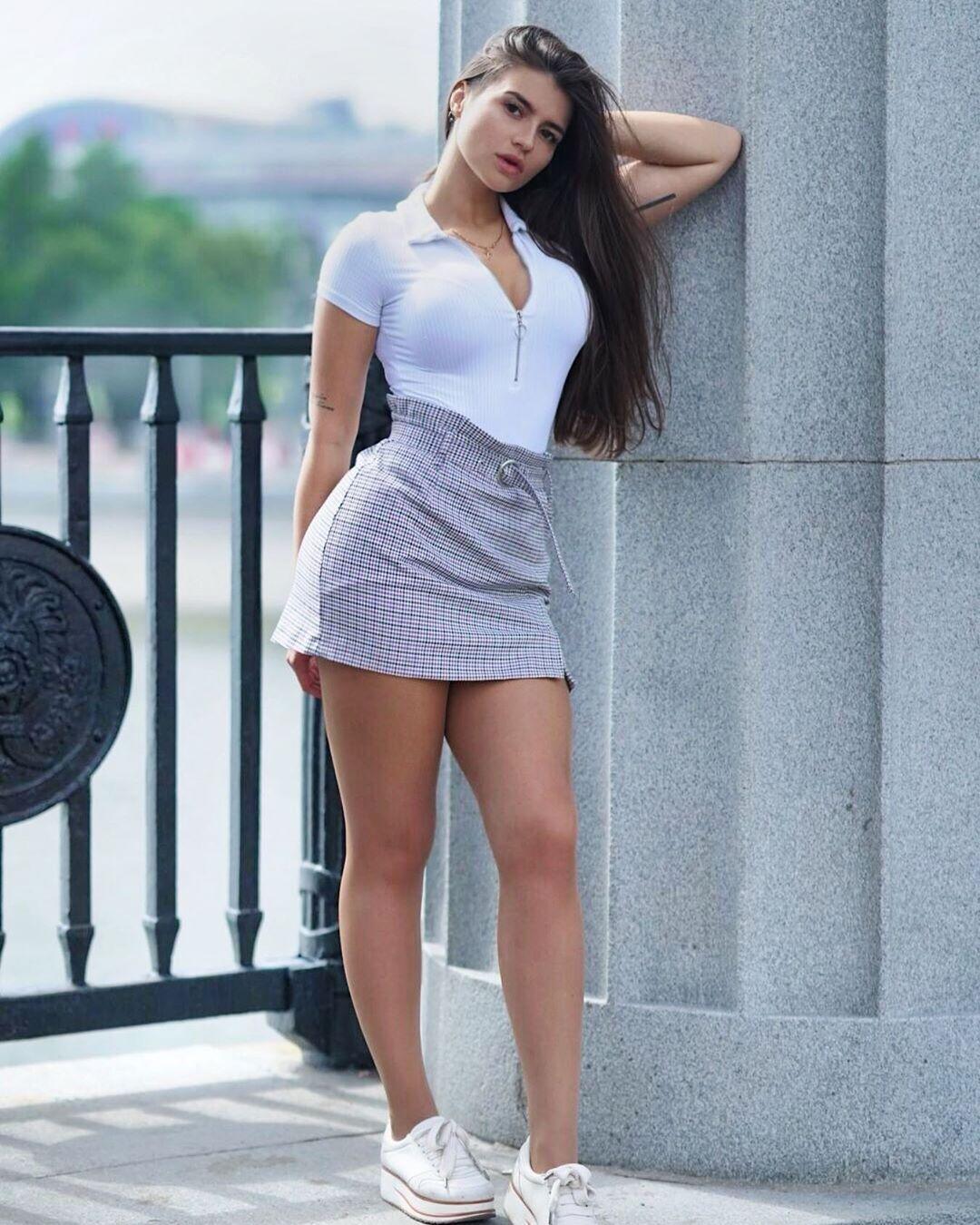 Valeriya Kudryavtseva, photo, biography
