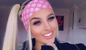 Hannah Jade InstaFitBio