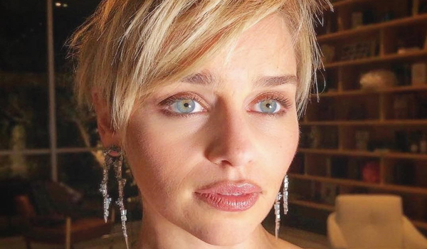 Emilia Clarke InstaFitBio
